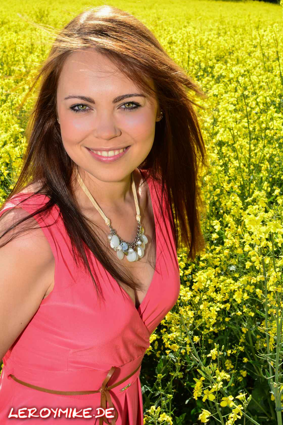 Outdoor Shooting mit Patricia