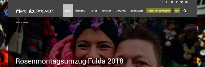 Rosenmontagsumzug Fulda 2018
