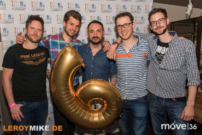 6 Jahre IDEAL Clubnight 21-04-19