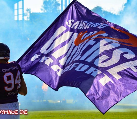 American Football Samsung Frankfurt Universe Eurobowl 10-06-2017