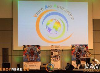 Benefizkonzert Voice Aid Association