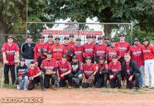 FT 1848 Fulda Blackhorses sichern sich den Titel der Landesliga B