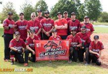 Fulda Blackhorses holen sich die Meisterschaft 2019