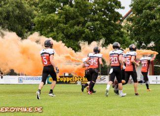 Fulda Saints Landesliga Vizemeister 2018