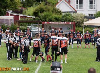 Fulda Saints vs Pirmasens Praetorians 13.07.2019