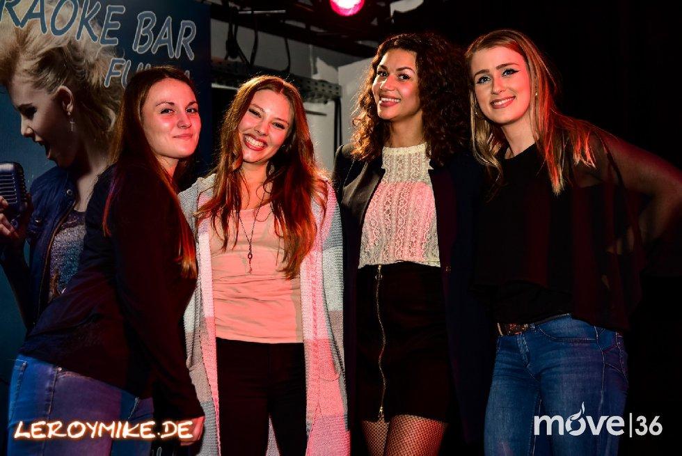 Gelungene Karaoke Party 17-02-18