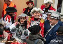 Generalmobilmachung aller Fuldaer Garden 2019