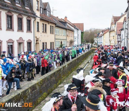 Generalmobilmachung der Fuldaer Fastnachtsvereine 2020