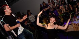 Karaoke Party 07-04-18