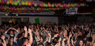 Kirmes Maberzell Neon Party 03-11-2017