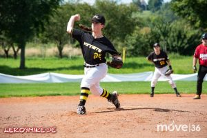 Landesliga Baseball Fulda Blackhorses vs Bad Homburg Hornets © Leroymike - Eventfotograf aus Fulda www.shooting-star.eu