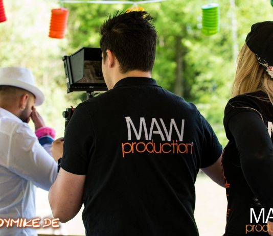 Making of Dreharbeiten zu Una Fiesta dem neuen Sommer- Ohrwurm