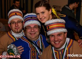 Narrenwettstreit beim Carnevals-Club Haimbach 13-01-2017