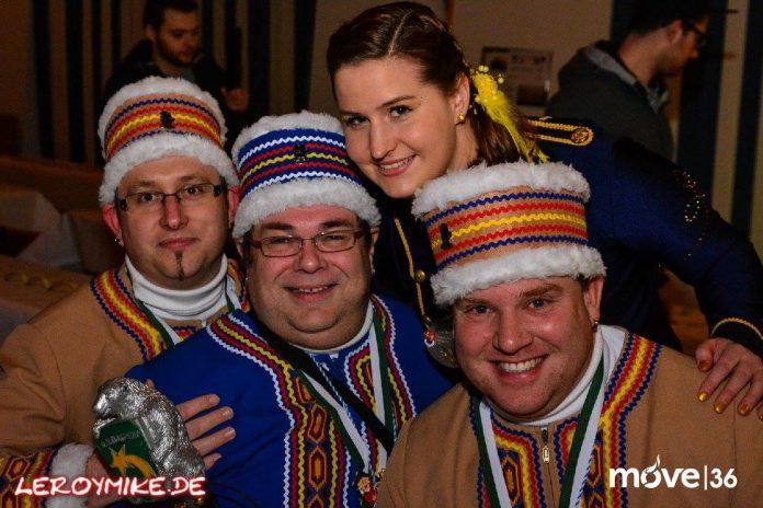 Narrenwettstreit beim Carnevals-Club Haimbach 13-01-2017