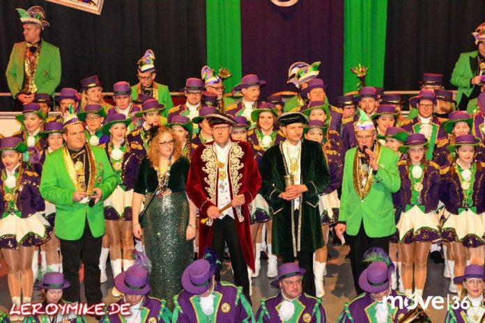 Osthessen FFCK Narrensitzung Karneval 2017