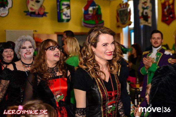 Osthessen FFCK Narretei Karneval 2017