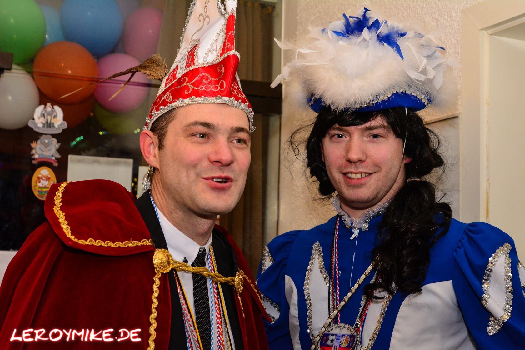 Osthessen FSV Germania Weiberfastnacht Karneval 2017