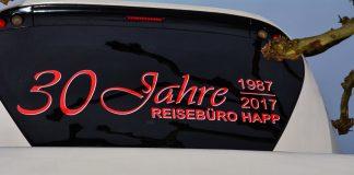 Osthessen Reisefieber 2017 - 30 Jahre Reisebüro Happ