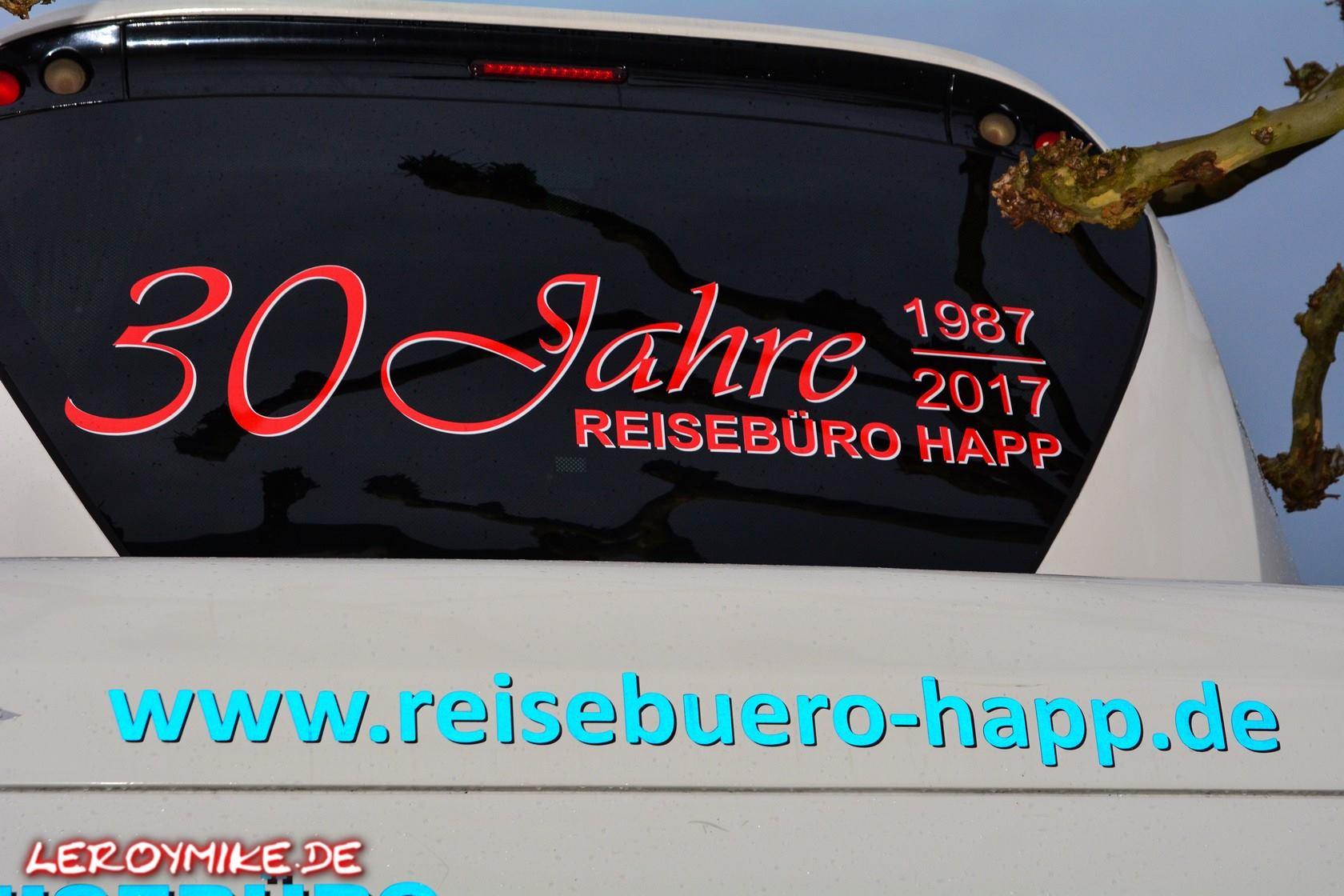 Osthessen Reisefieber 2017 – 30 Jahre Reisebüro Happ