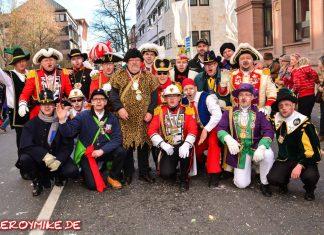 Osthessen Rosenmontagsumzug Fulda Karneval 2017 #gemeinsamfürdassüdendfulda