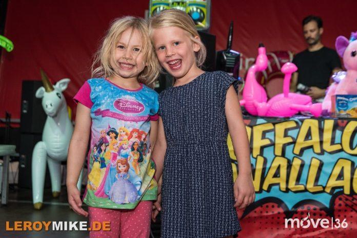 Osthessen Stadtfest Fulda 2019 Alles 90er Show Museumshof