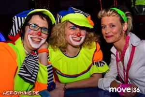 Osthessen Turnermaskenball Esperanto Fulda Karneval 2017 © Leroymike - Eventfotograf aus Fulda www.shooting-star.eu