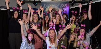 Osthessen zweite Karaoke Party im Bulls and Balls Fulda 01-07-2017
