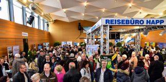 Reisefieber 2018 - Die Messe des Reisebüro Happ