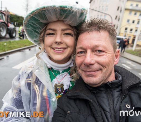Romo 2020 Rosenmontagsumzug Fulda