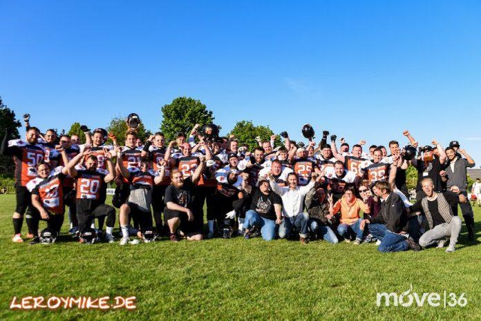 Toller Auftaktsieg der Fulda Saints 2018
