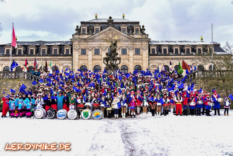 Traditioneller Empfang der Stadt Fulda in der Orangerie 2018