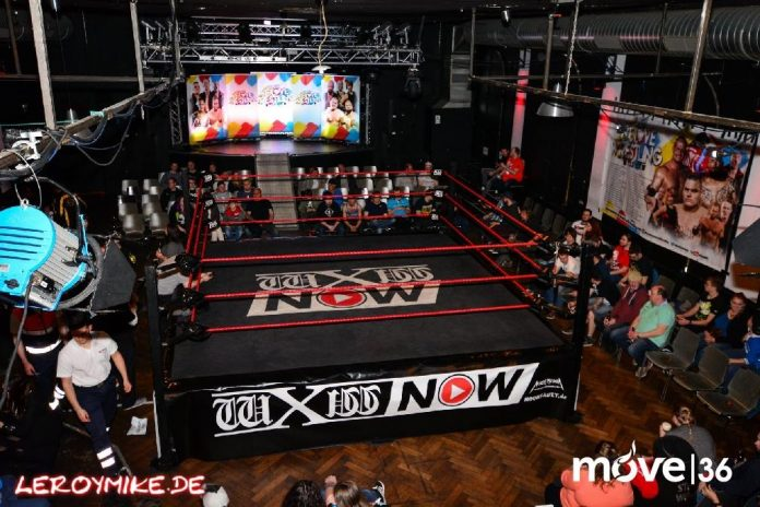 Wrestling wXw We Love Wrestling Tour 2017 Fulda 01-04-2017