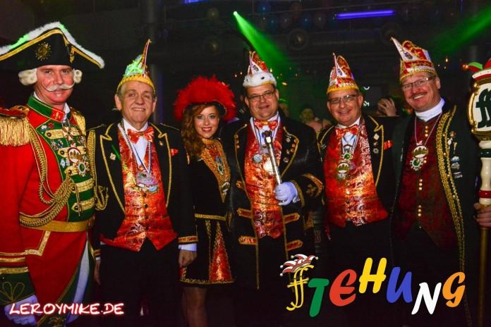 4. Stehung der FKG Fulda im S-Club Fulda / Karneval