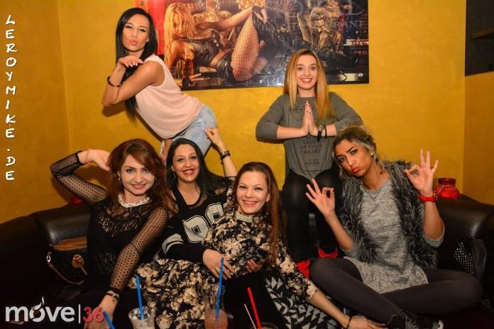 Balkanika Bar Royal Fulda mit Dj Ole / Club Vanilla Offenbach