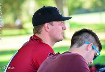 Baseball Fulda Blackhorses vs Main-Taunus Redwings 2 28-08-2016