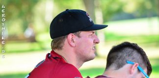 Baseball Fulda Blackhorses vs Main-Taunus Redwings 2 28-08-2016