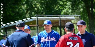 Baseball Fulda Blackhorses vs SG Heblos-Kassel 07-08-2016