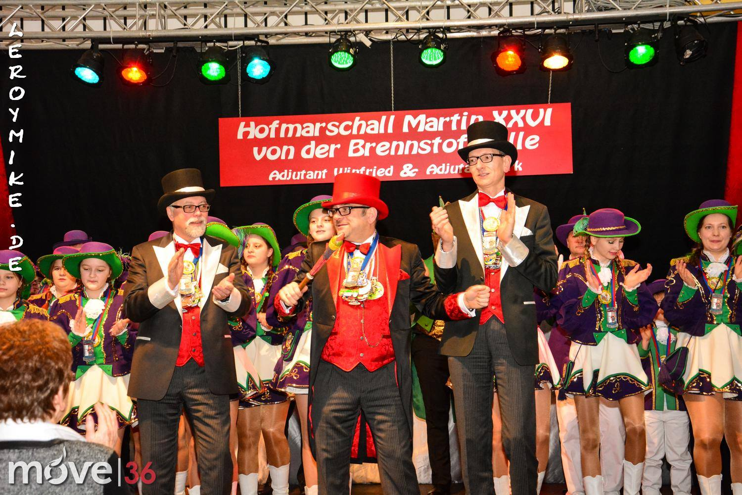 FFCK Narretei in Almendorf