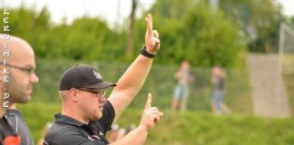 Football Fulda Saints vs Wiesbaden Phantoms II 16-07-2016