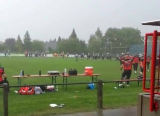 Football Fulda Saints vs. Hassloch