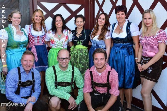Fuldaer Wiesn 2016 Isartaler Hexen 08-09-2016