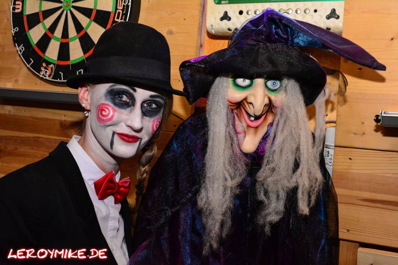 Leroymike Halloween Special 28-10-2016