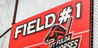 Baseball-Spiel Fulda Blackhorses vs SG Gießen-Hanau 2