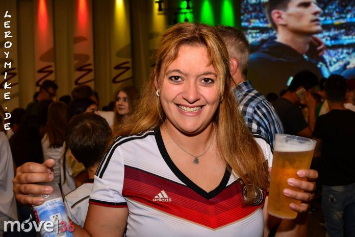 Public Viewing Deutschland-Slowakei 3-0 EM 2016