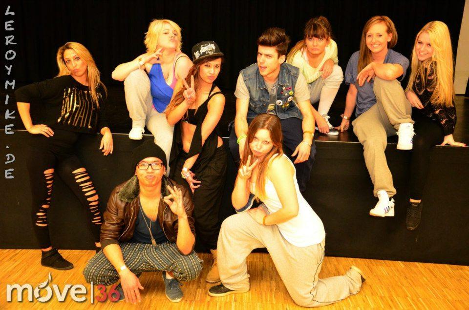 1. Streetdance Convention Fulda – Hochschule Fulda