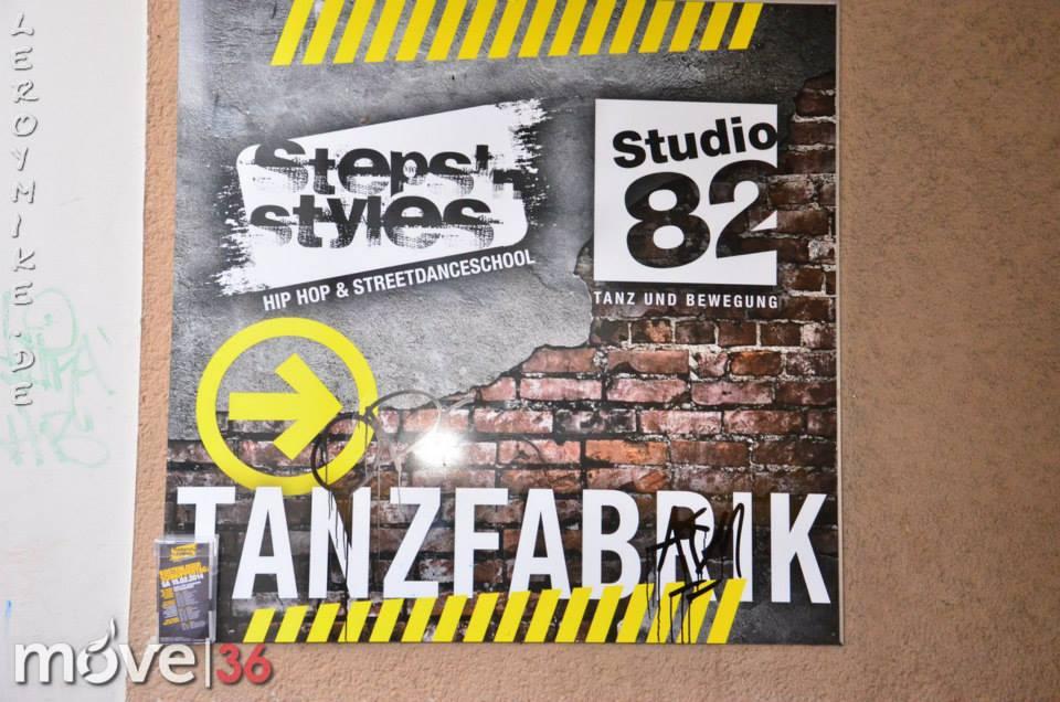 Geburtstag STEPSnSTYLES Hip Hop Streetdanceschool
