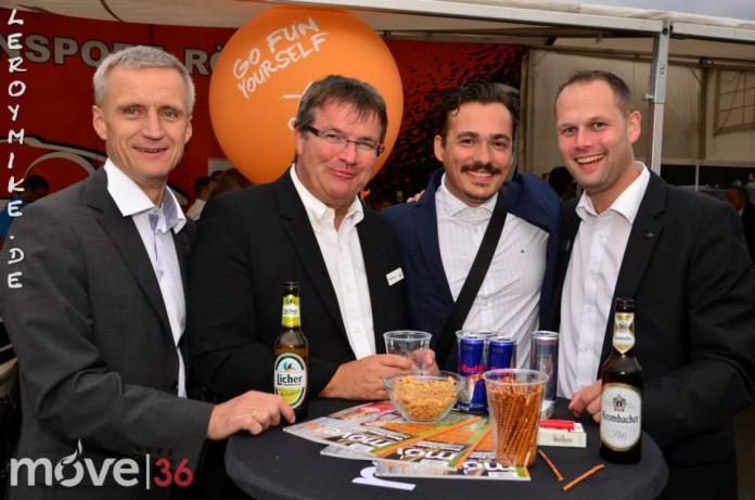 Autojournal Autotag 2014 Aussteller Party bei Rennsport Rössler