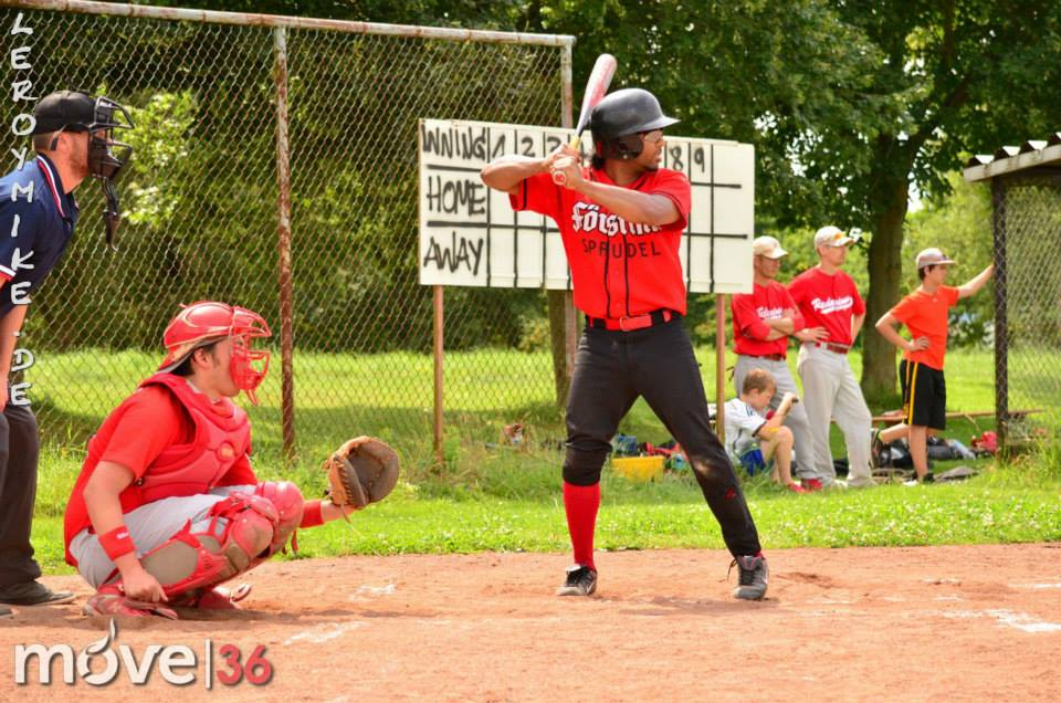 Baseball FT Fulda Blackhorses vs. Main Taunus Redwings