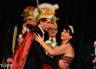 Carnevalverein Petersberg Prinzenkürung