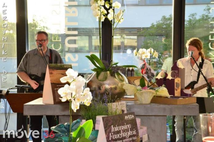 Eröffnung - Friseur Markus Ullrich - AVEDA Concept Store